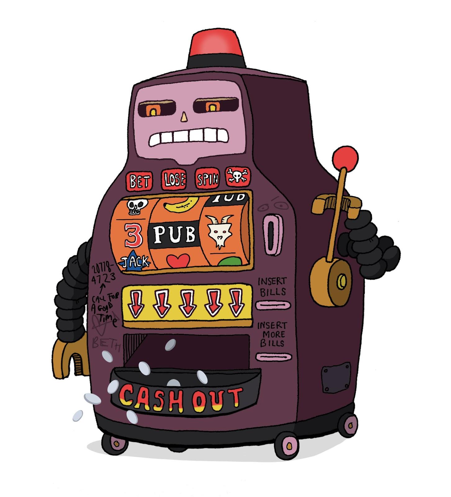 Slot Machine Pictures - Cliparts.co (1453 x 1600 Pixel)