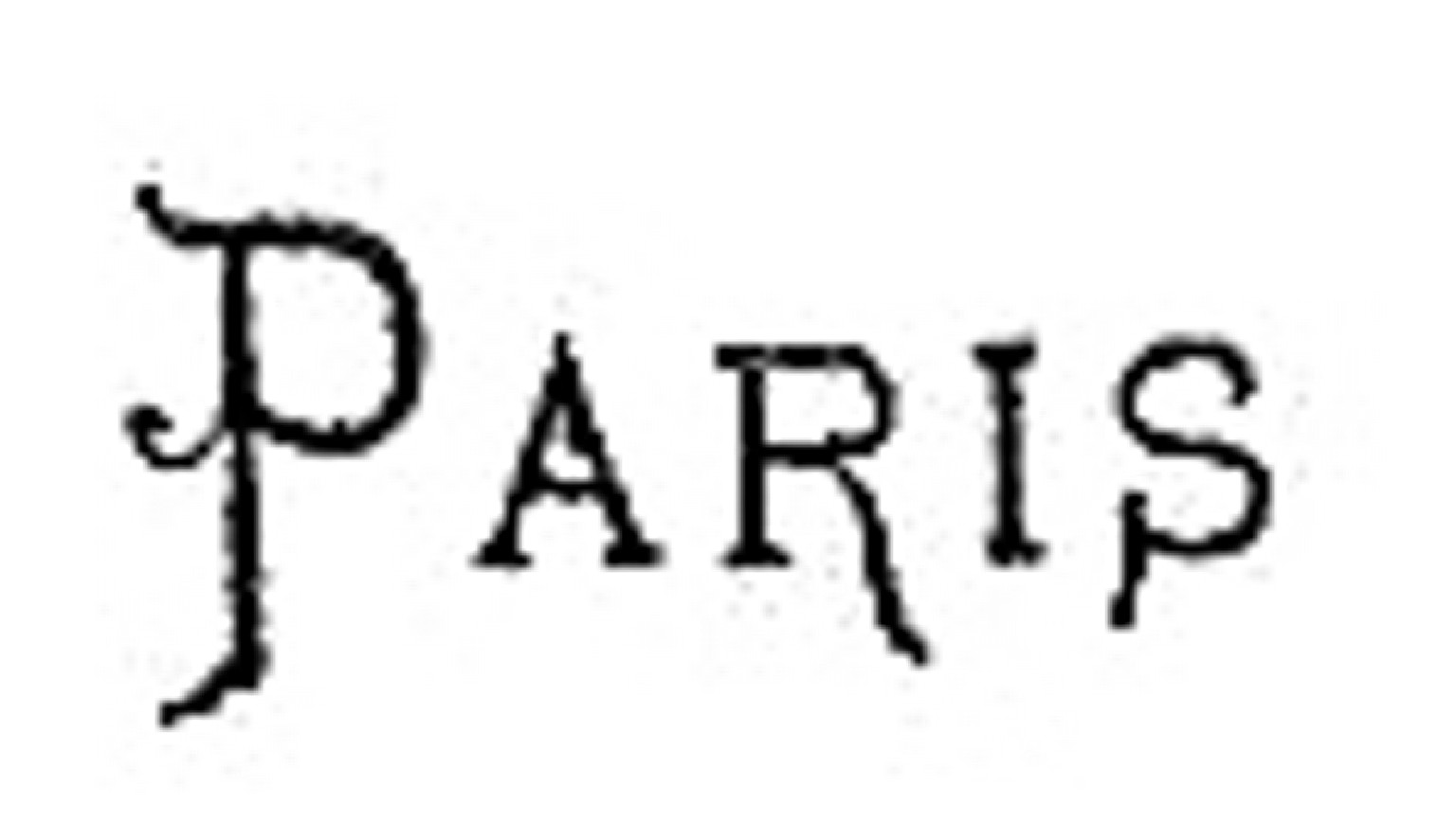 Clip Art Paris