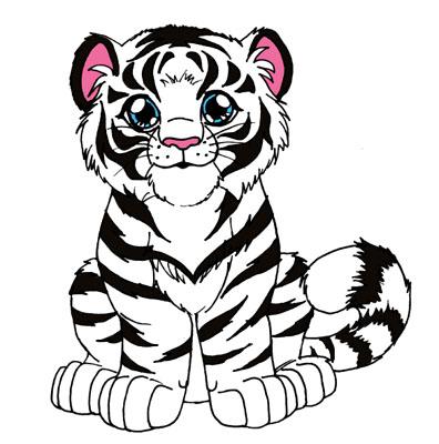 tiger cub cartoon cliparts co