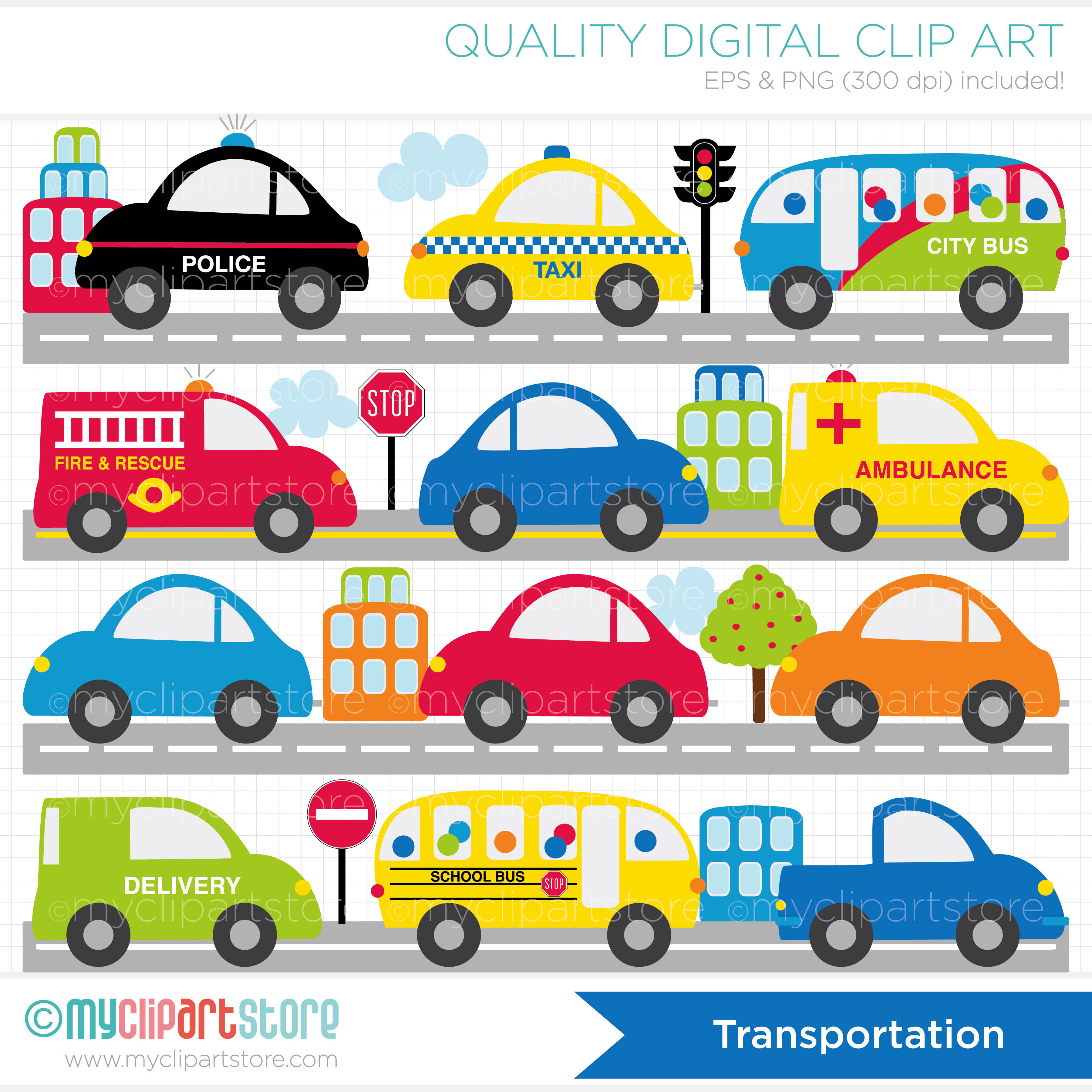 Pictures Of Transportation