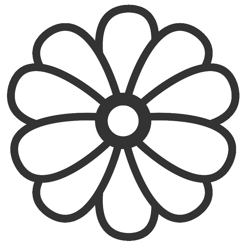 flower coloring pages 2277 smilecoloring