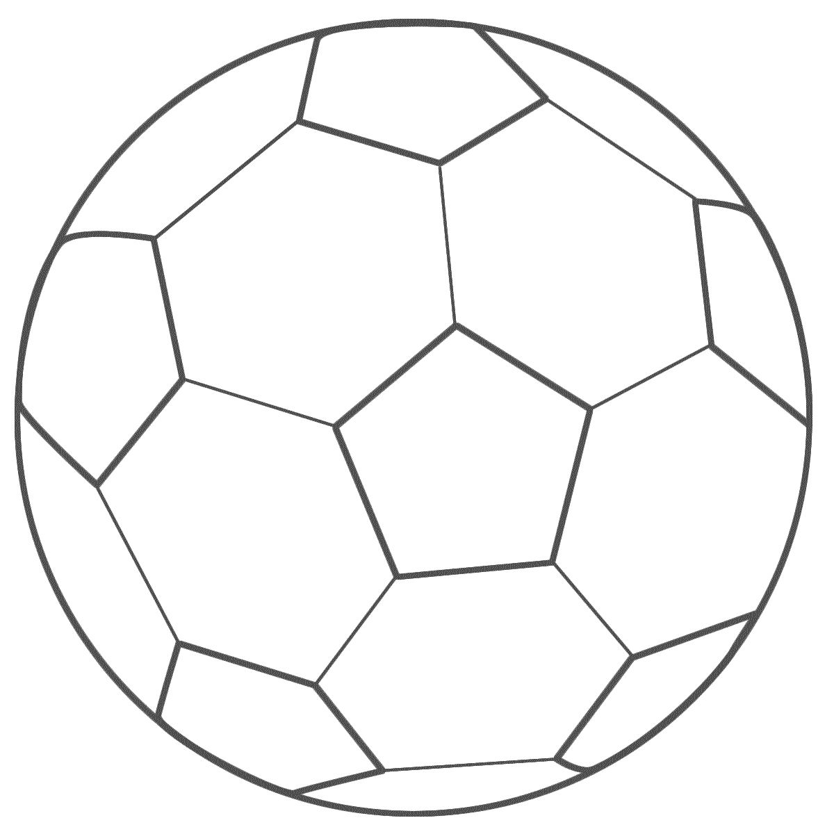 Beach Ball Coloring Pages