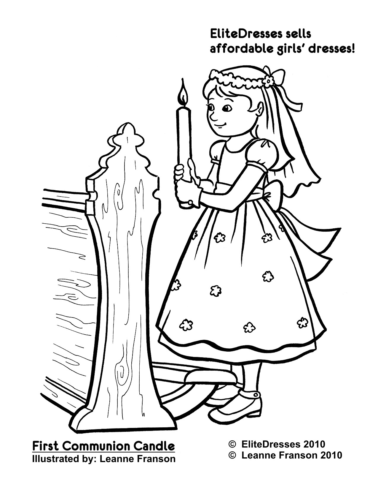 Communion Host Coloring Page Coloring Pages
