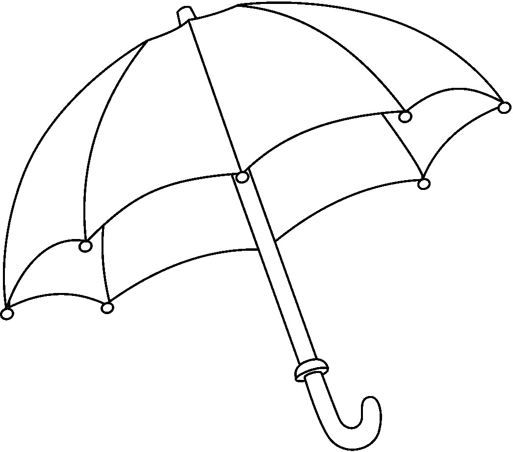 umbrella coloring pages coloring pages amp pictures imagixs