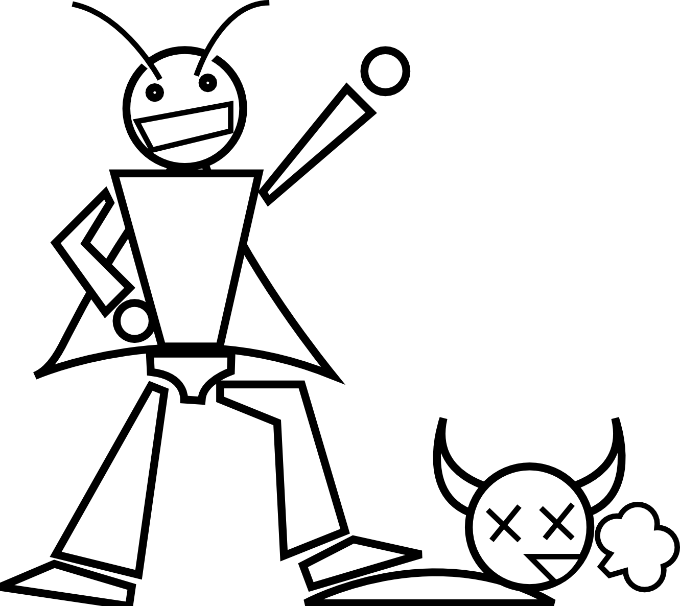 Pick Up Toys Clipart