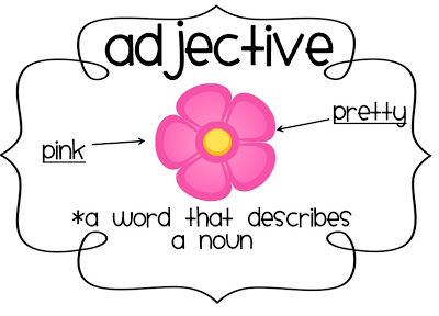 Image result for clip art adjectives