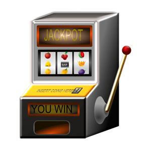 Slot Machine clipart, cliparts of Slot Machine free ... (300 x 300 Pixel)