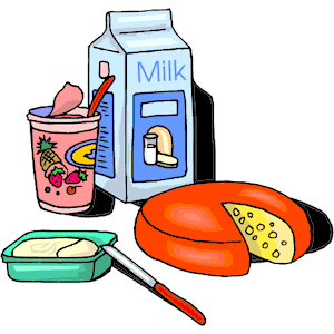 Dairy Products clipart, cliparts of Dairy Products free ... (300 x 300 Pixel)