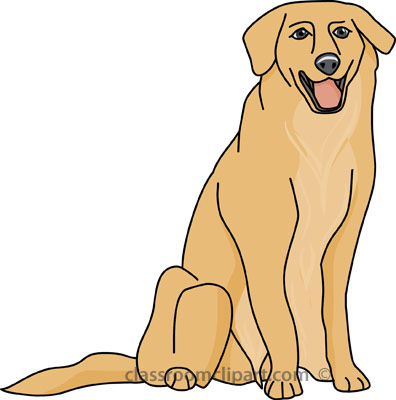 Free dog clipart clip art pictures graphics illustrations ... (396 x 400 Pixel)