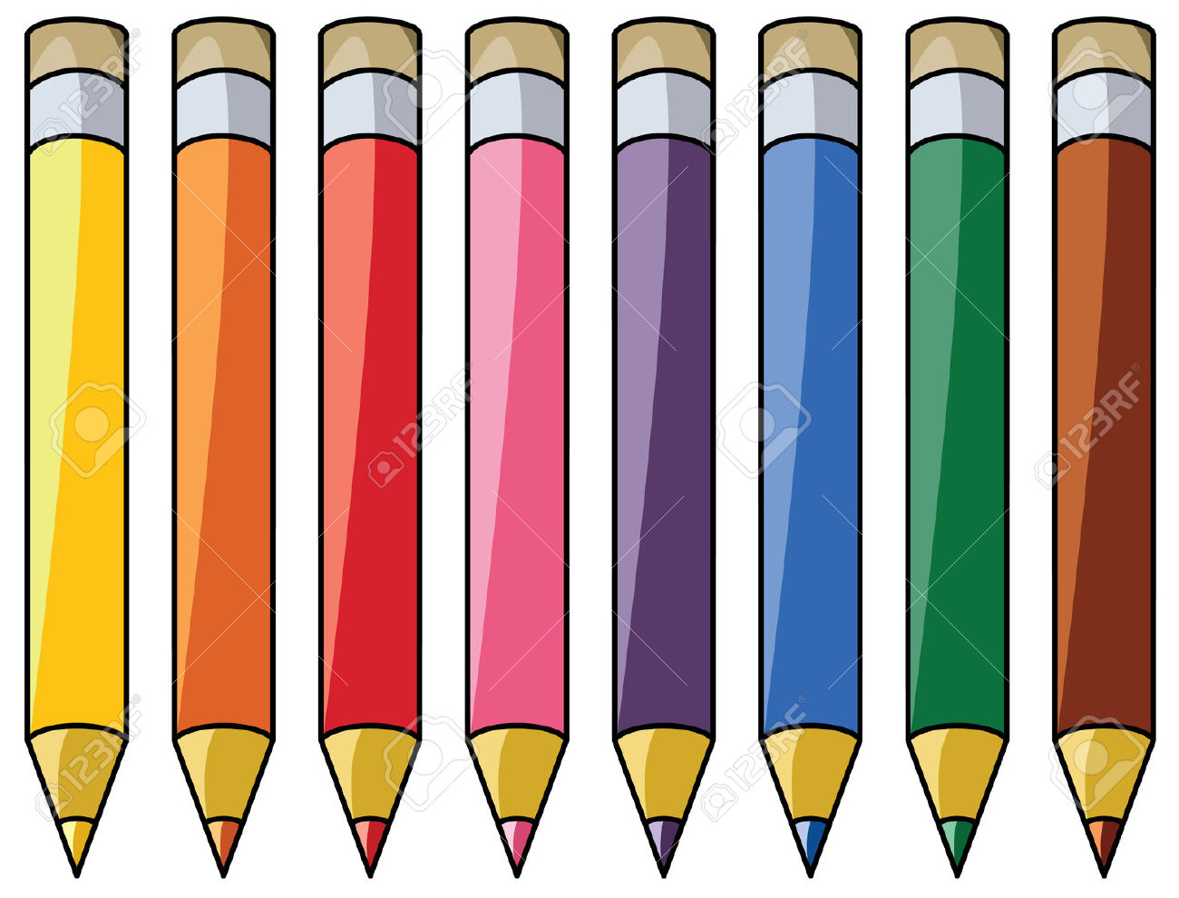 Pencil clipart vector and free download the graphic cave ... (1300 x 990 Pixel)