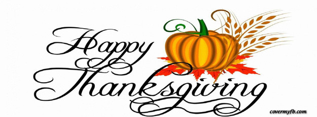 Happy Thanksgiving Clipart - Images, Illustrations, Photos (625 x 232 Pixel)