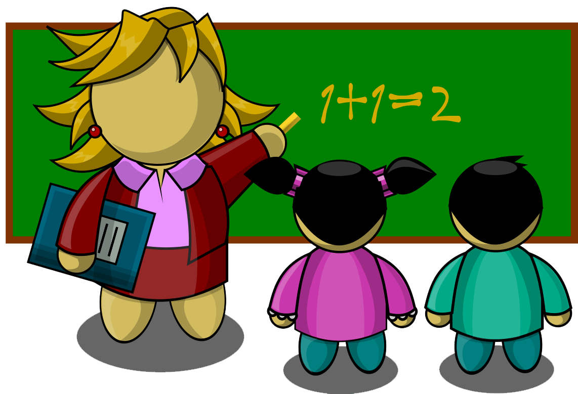 Back To School Clipart Image Clip Art Illustration Of A