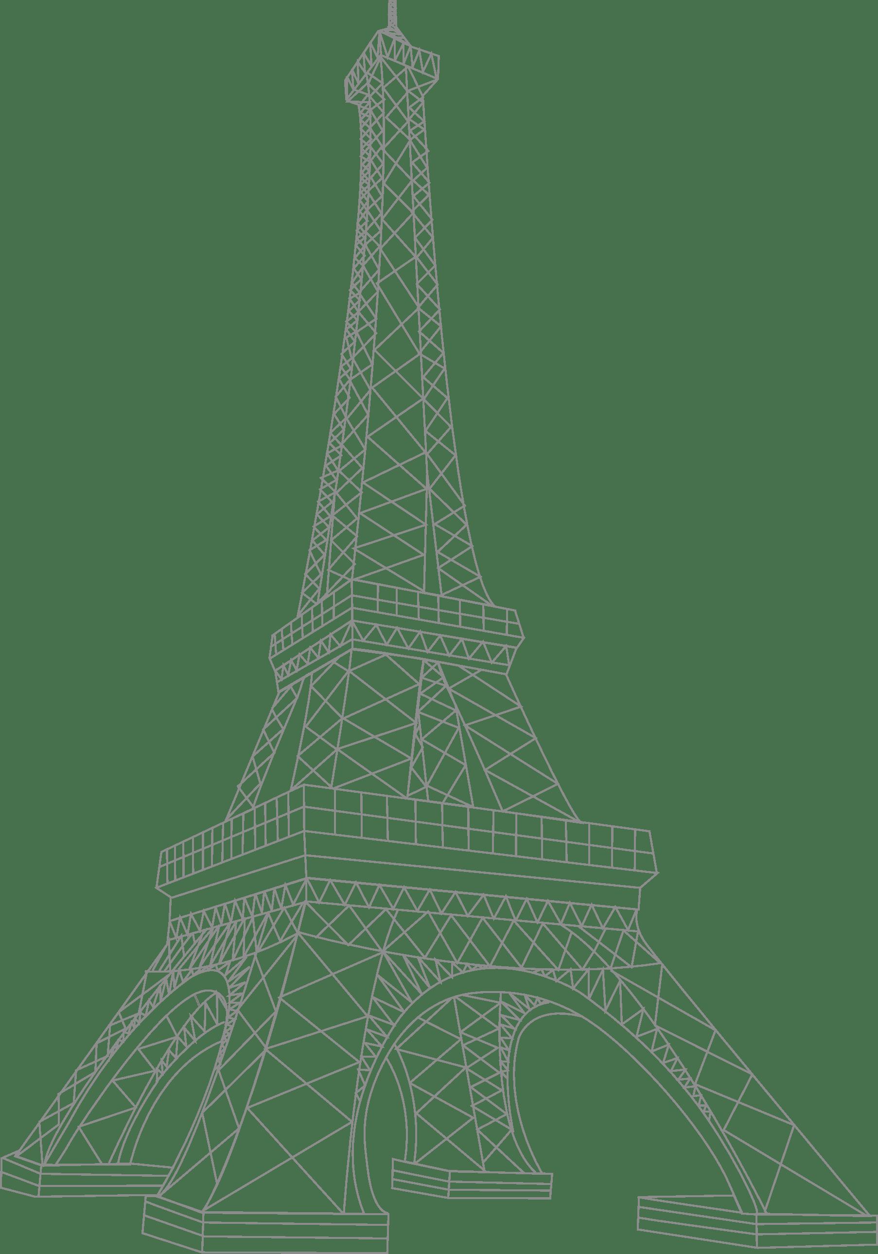 La Tour Eiffel Eiffel Tower Clip Art At Vector Clip Image