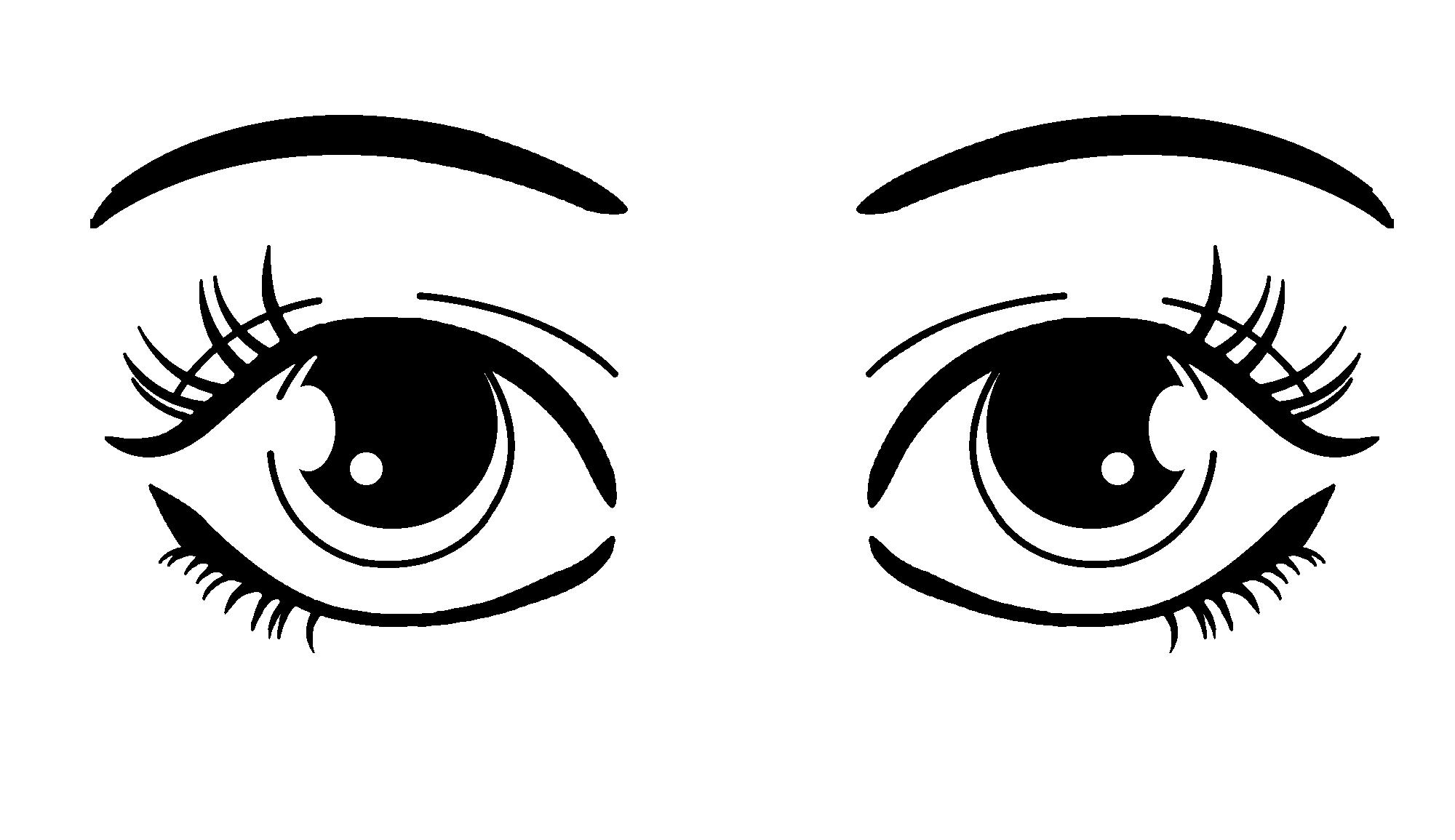 Eyes Cartoon Eye Clip Art Free Vector In Open Office