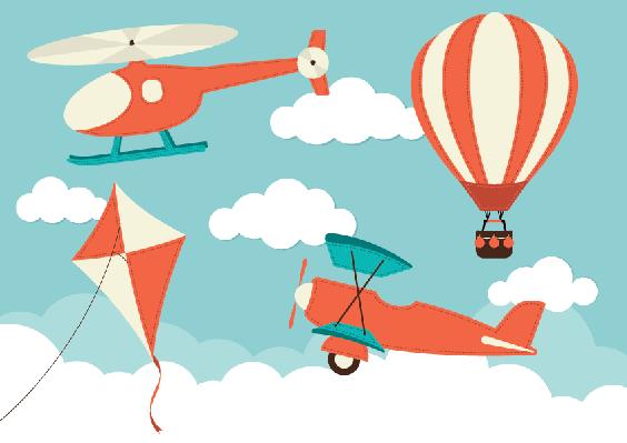 hot air balloon coloring page free clip art image 15449