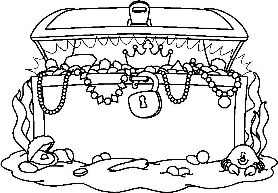 Treasure Chest Clip Art Images Illustrations Photos