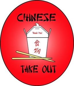 Chinese food clipart image chine take out food container ... (258 x 300 Pixel)
