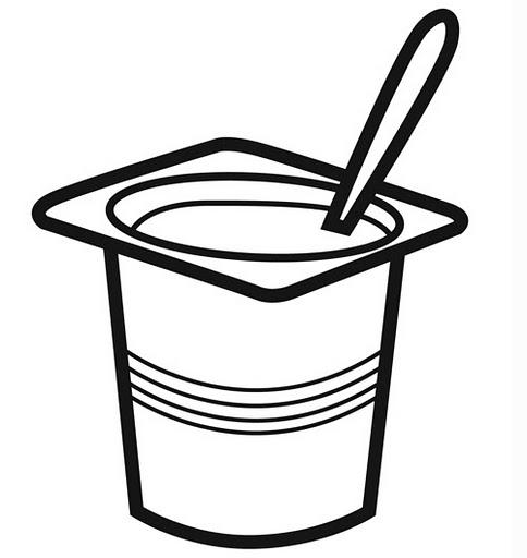 yogurt cup clipart clip art yogurt cup 2 image 37071 frozen yogurt