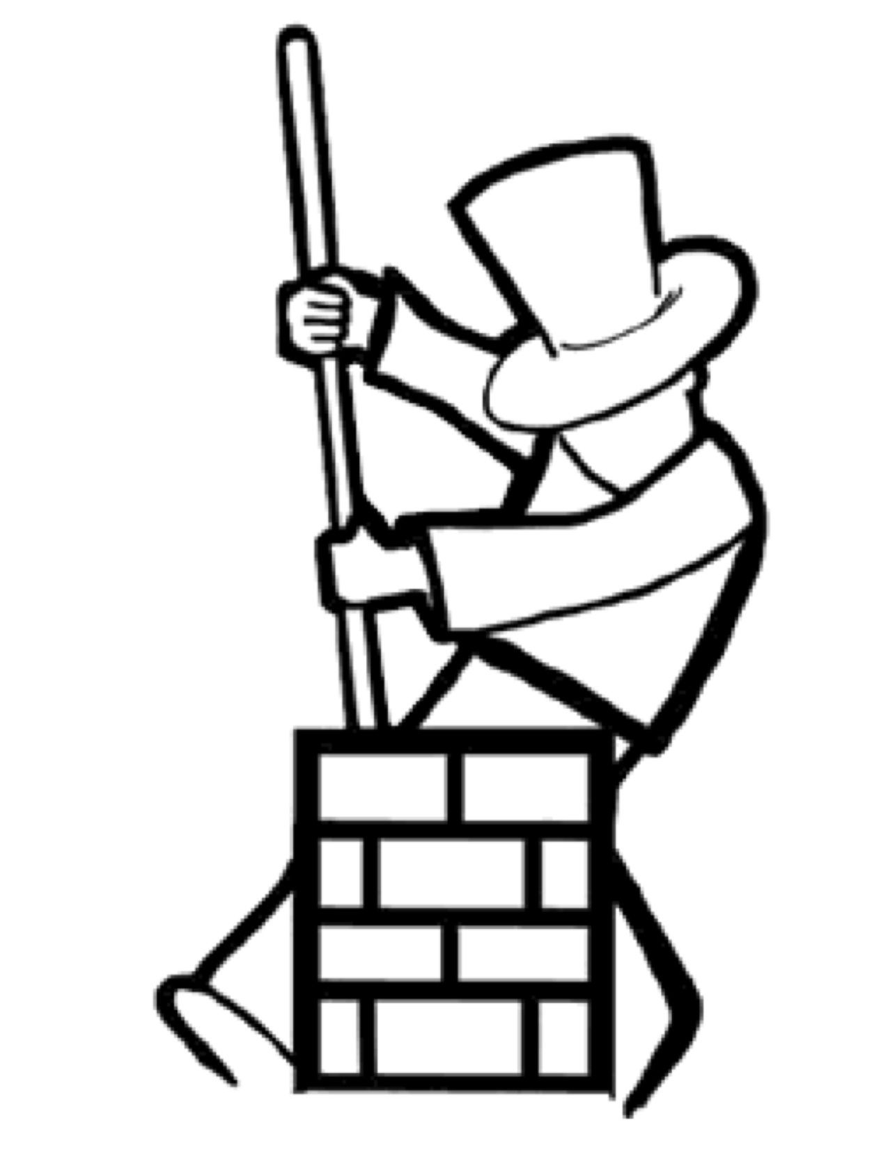 Chimney Sweep Clipart Diagram Pictures On Cliparts Pub