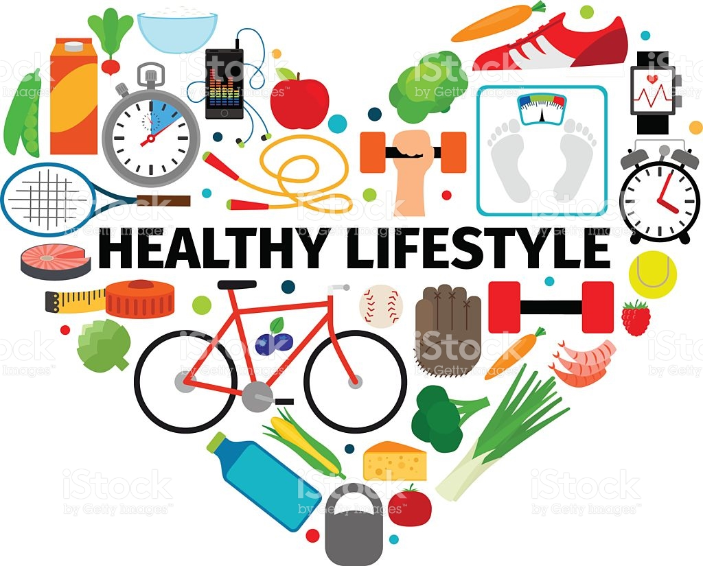 Healthy Lifestyle Clipart 7 Clipart Station