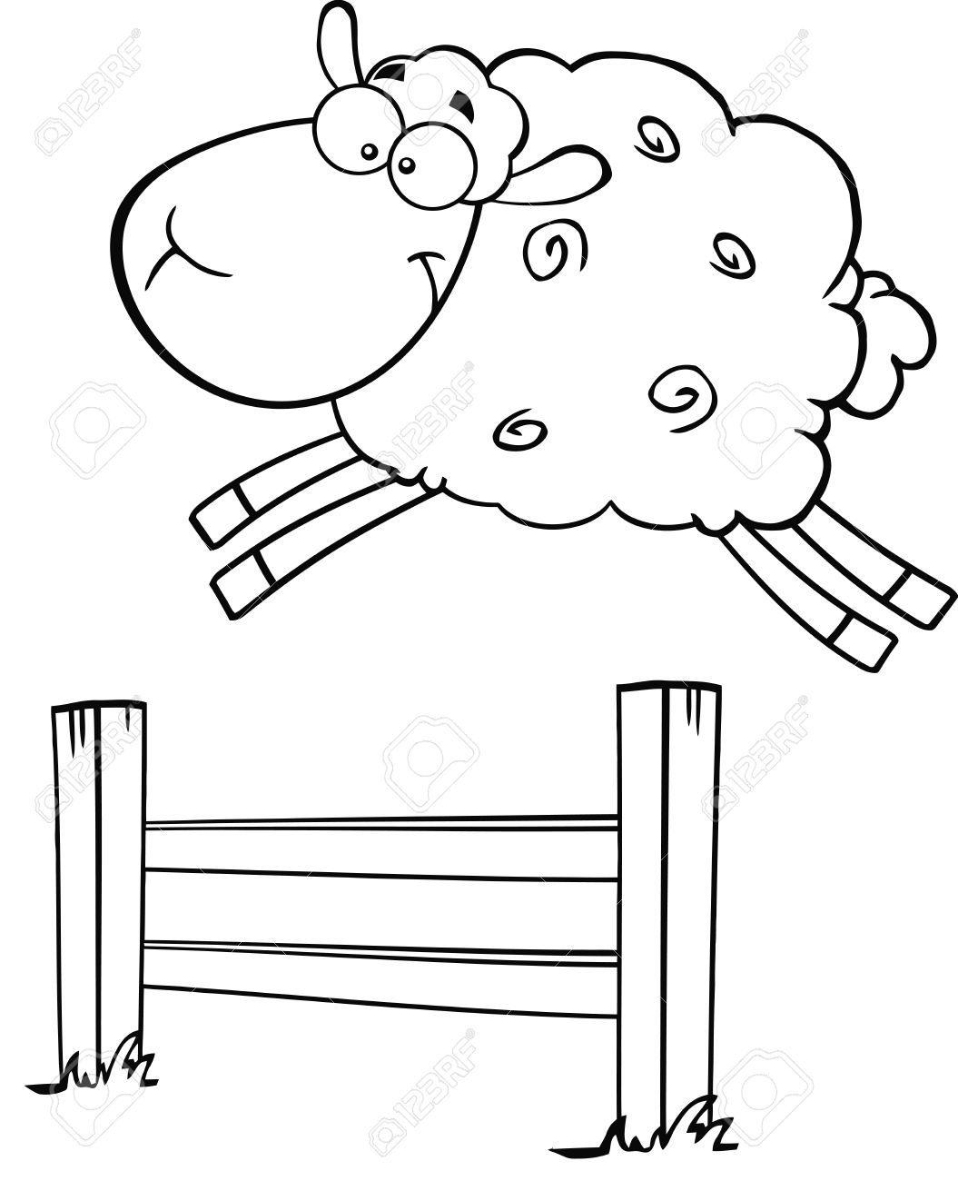 Jump Clipart Black And White 8 Clipart Station