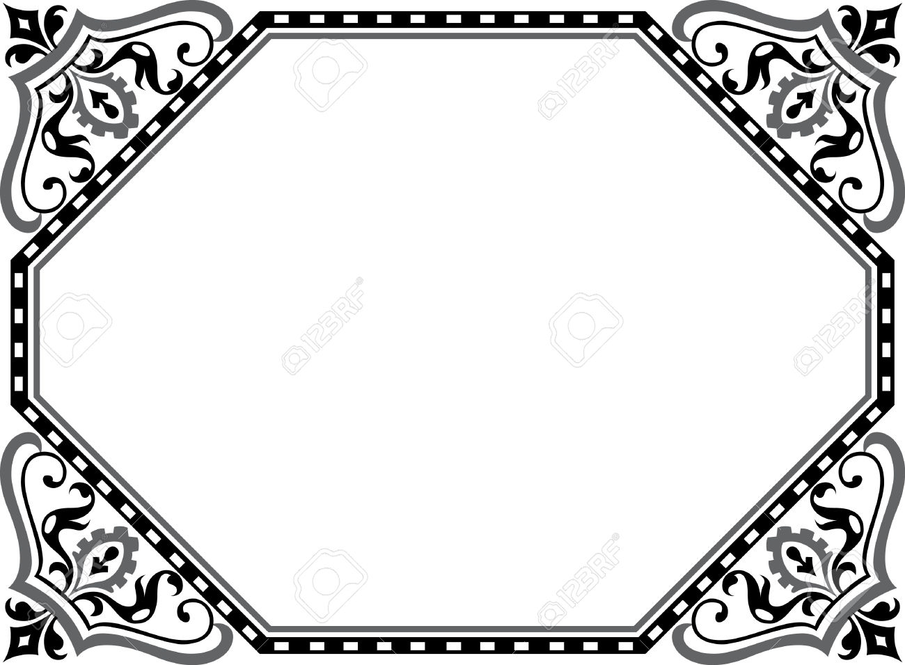 Muslim Wedding Border Clipart 6 Clipart Station