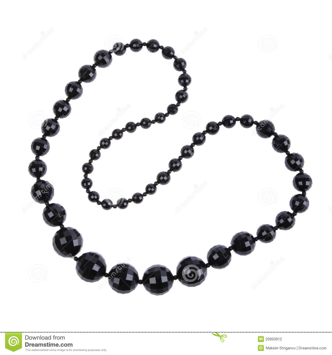 Necklace Clipart Black And White 1 Clipart Station