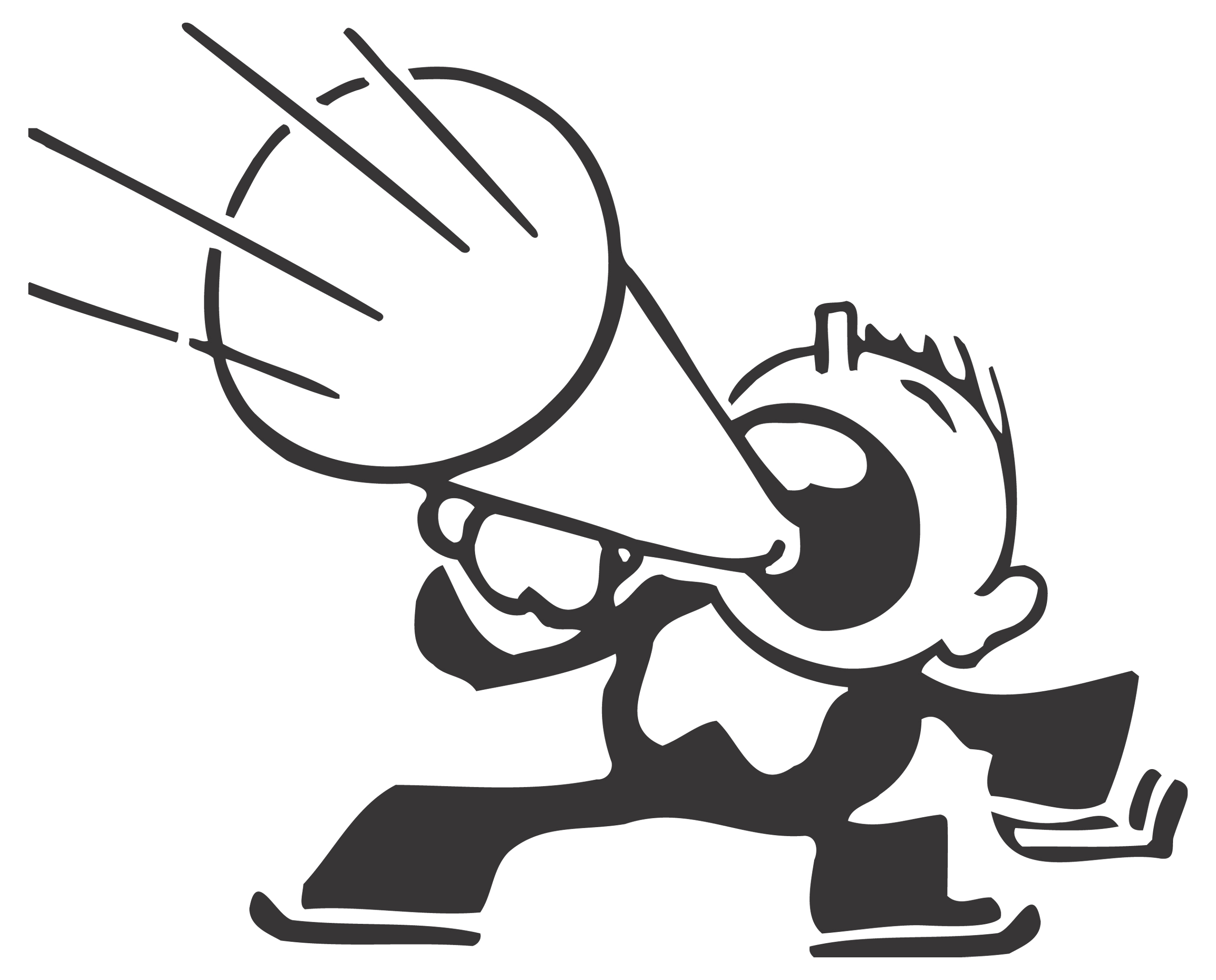 Noise Pollution Clipart Black And White 4 Clipart Station
