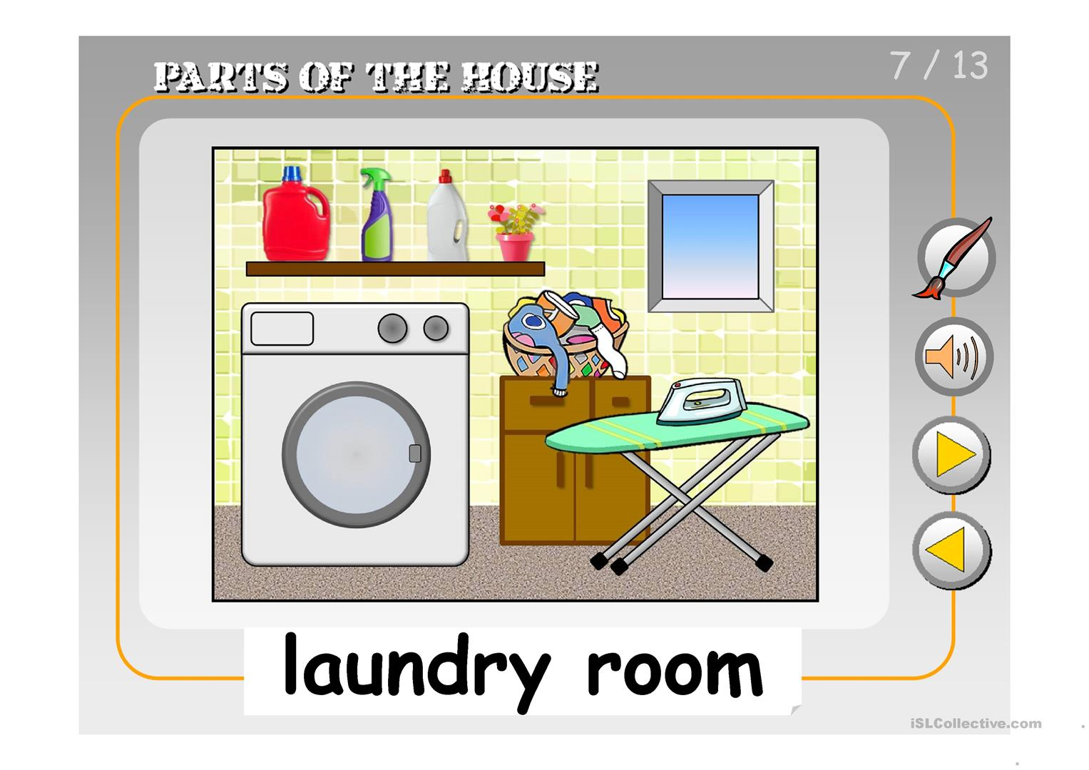Parts Of The House Clipart 12 Clipart Station