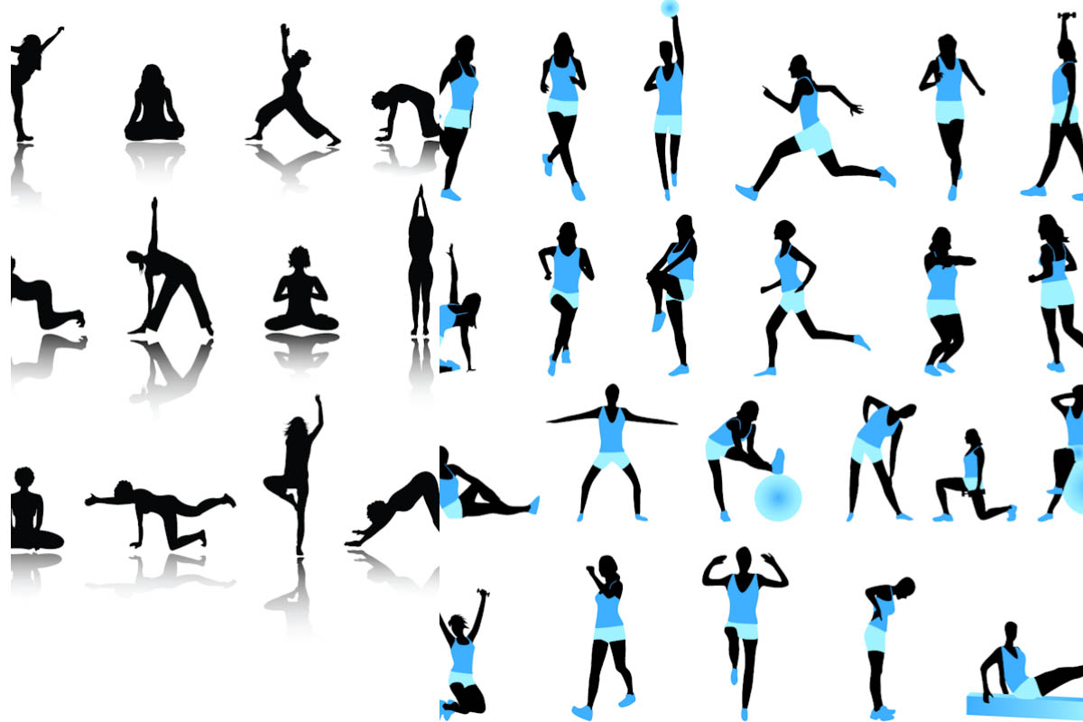 Physical Fitness Clipart 6 Clipart Station