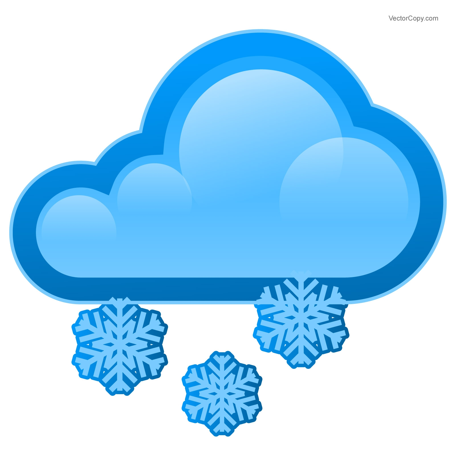 Snowy Weather Clipart 7 Clipart Station