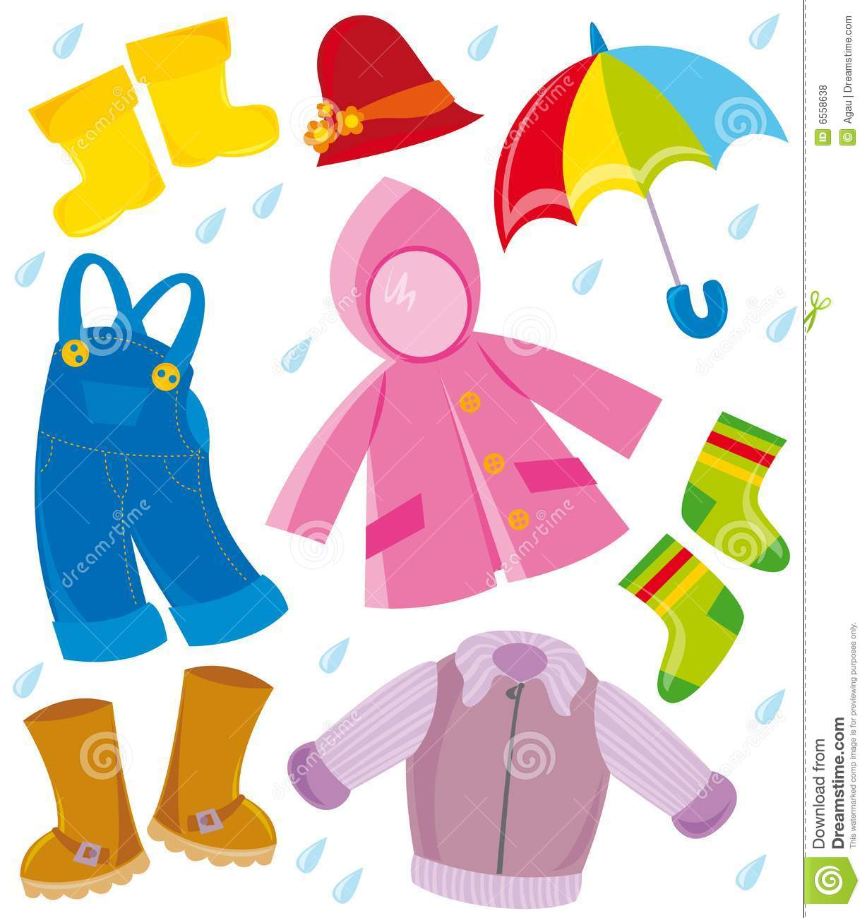Summer Clothes Clipart 6 Clipart Station