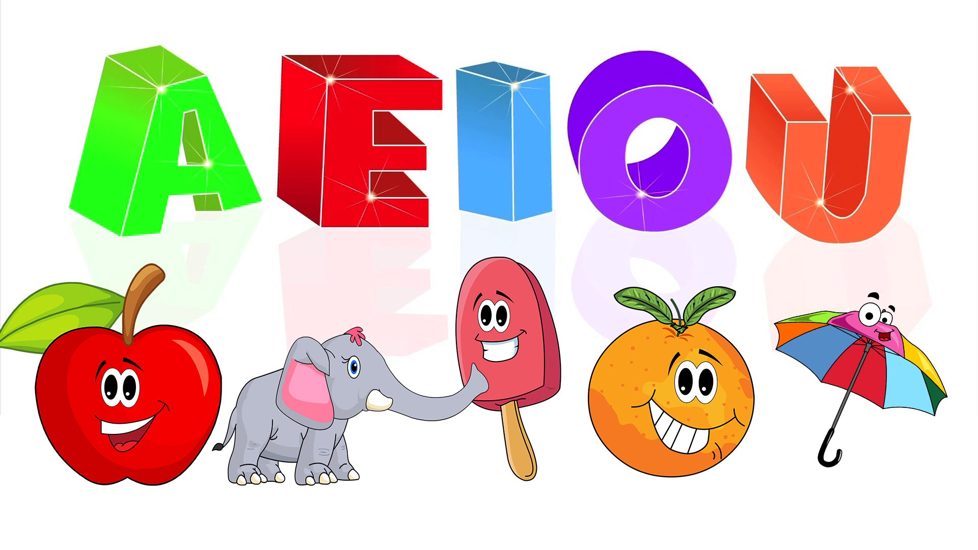 Vowels Clipart 1 Clipart Station