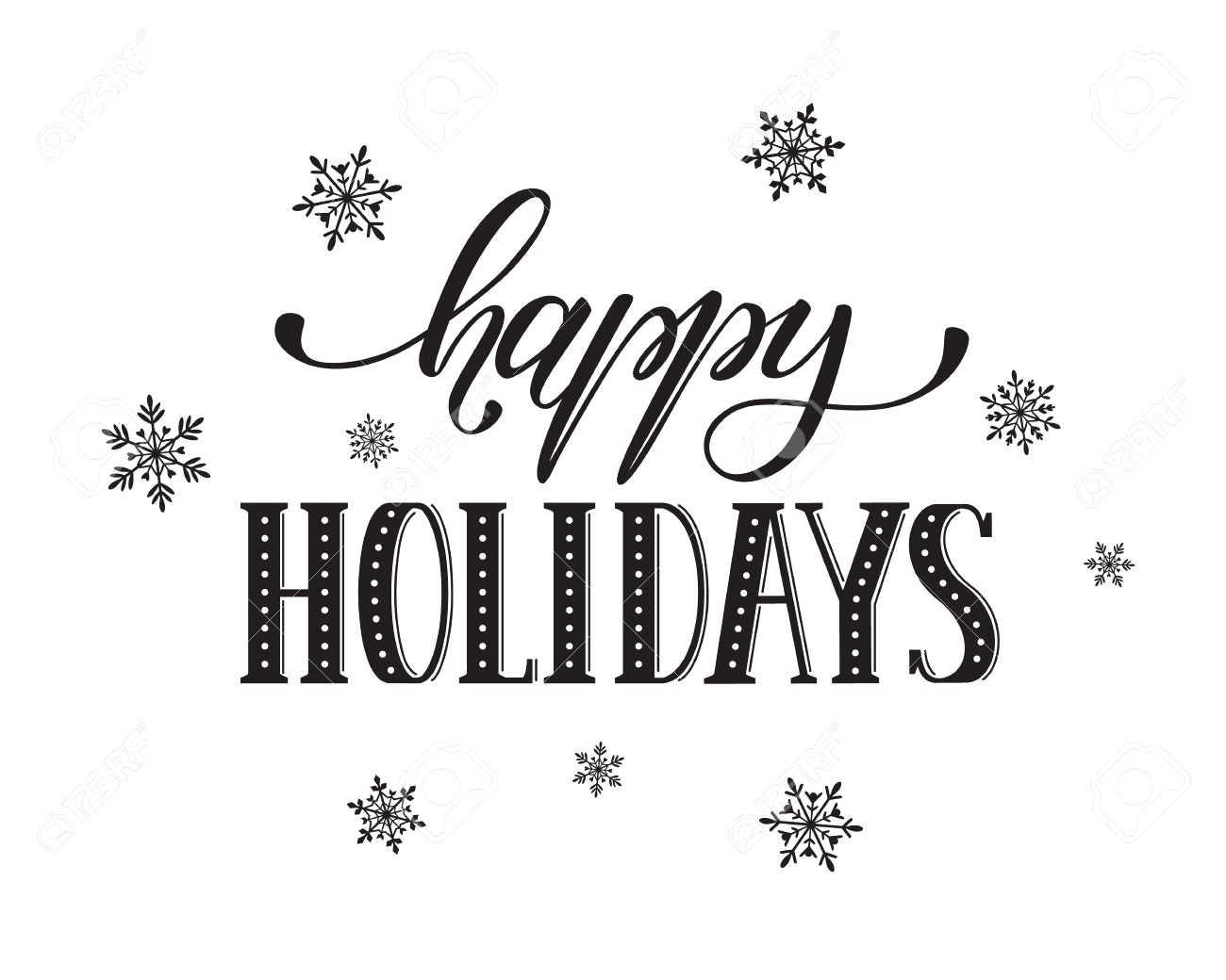 Happy Holiday Clipart Free 3 Clipart Station