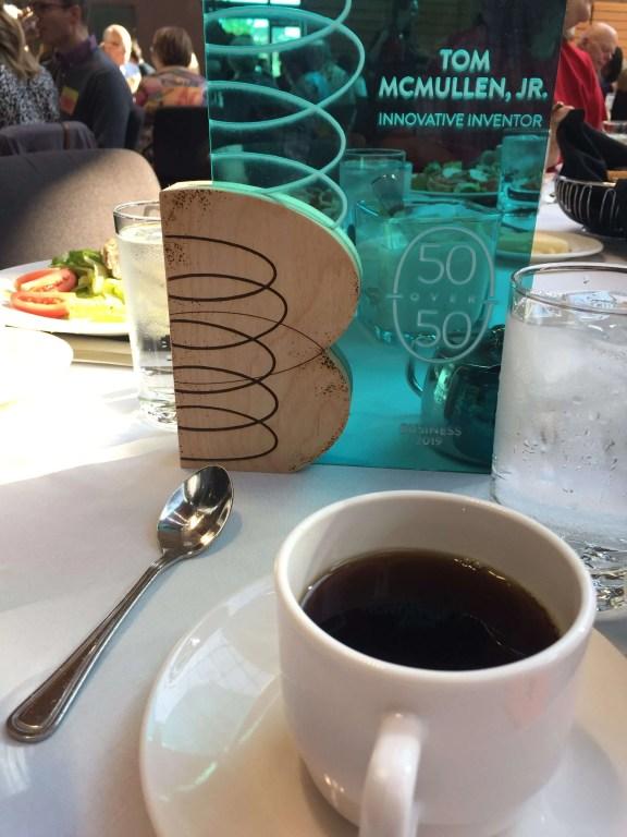 Tom's Award & Coffee