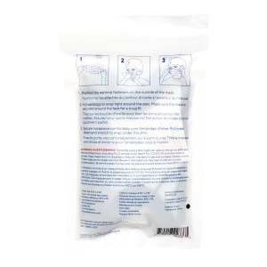 Tween Face Mask Age: 9-14 years old Tween Youth Kids 3ply Non Woven Face Mask Small Face Mask For Women, Boys, and Girls.
