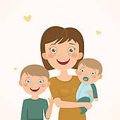 Single parent families clipart - Clipground (170 x 170 Pixel)