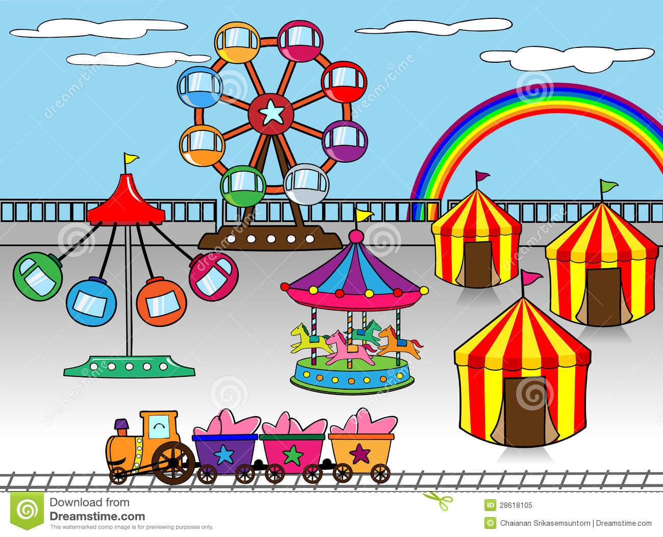 Amusement Parks Clipart 20 Free Cliparts