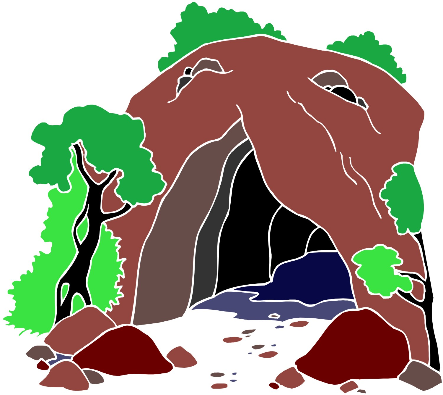 Caves Clipart 20 Free Cliparts