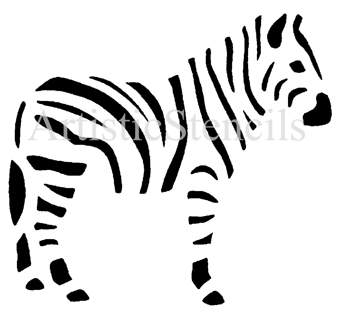 Animal Kingdom Clipart Black And White