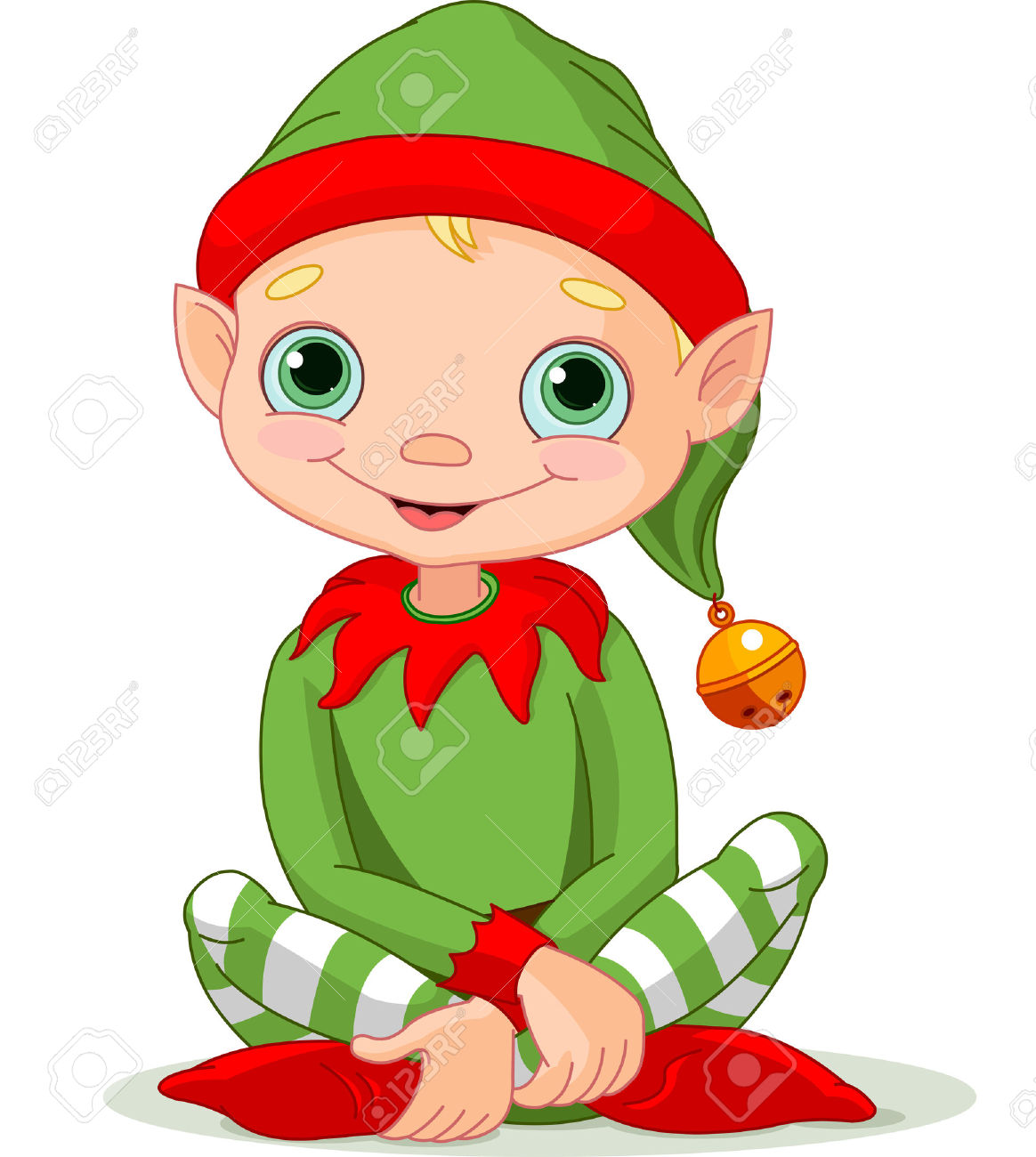 Animated Elves Clipart 20 Free Cliparts