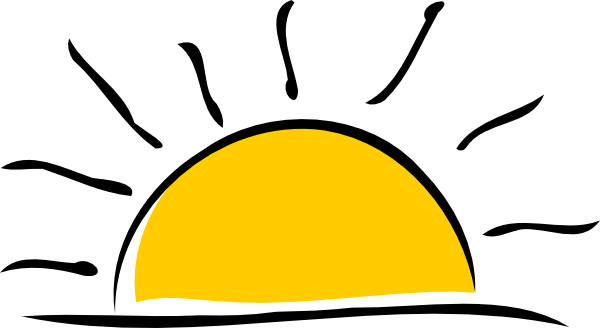Image result for setting sun
