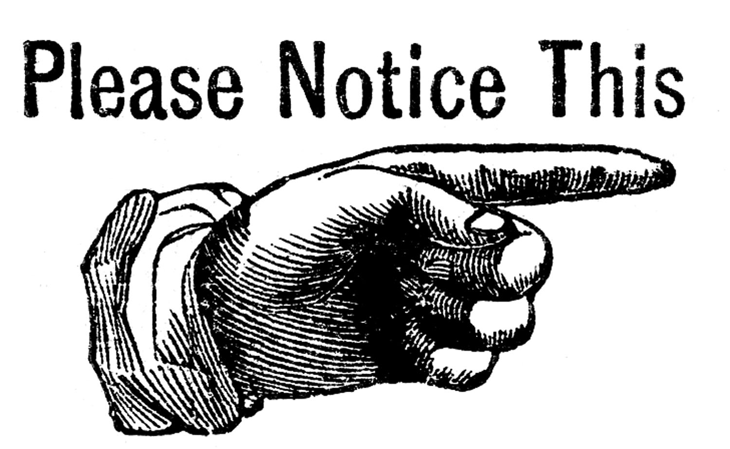 Free Clipart Attention Sign 20 Free Cliparts