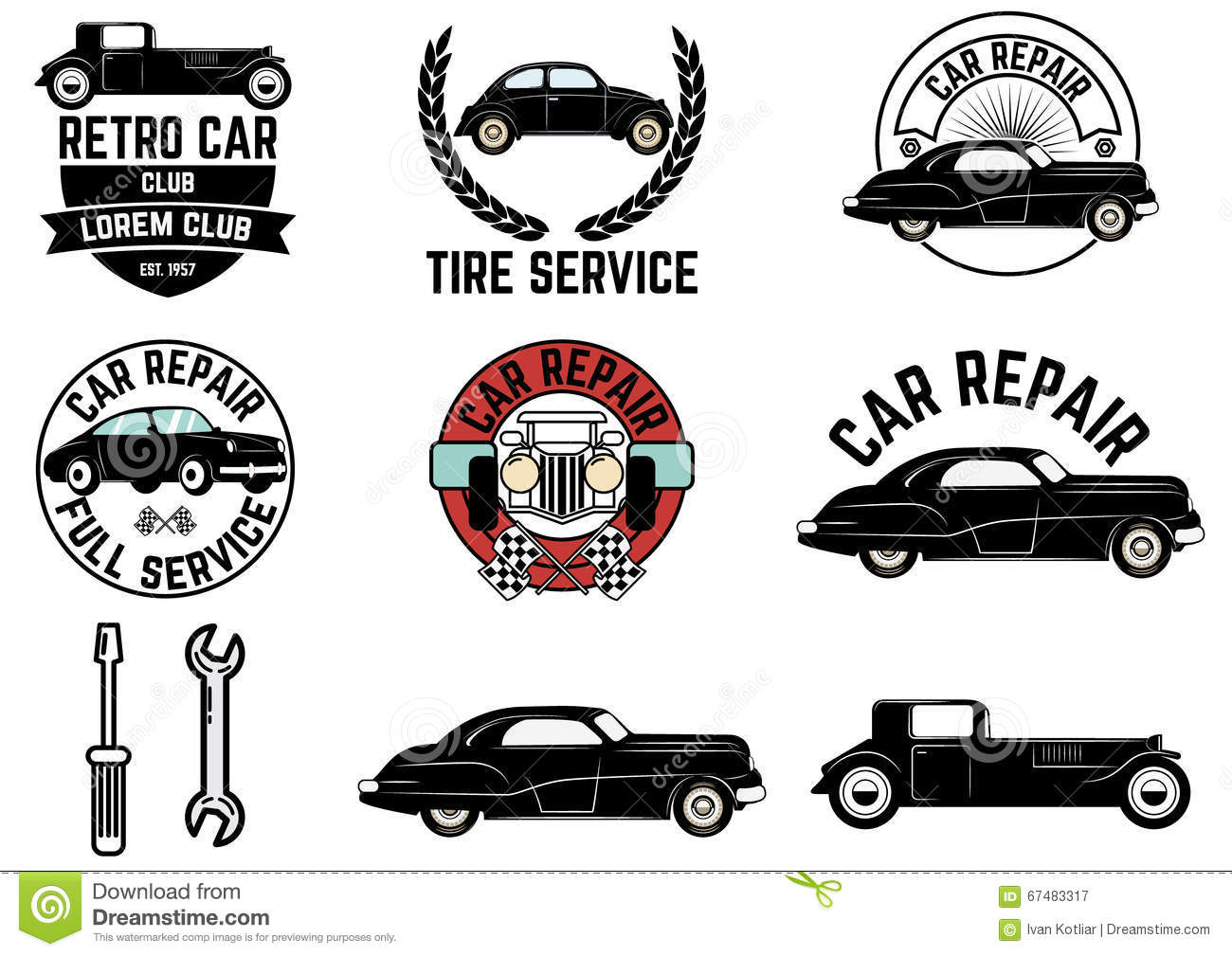 Automobile Club Clipart 20 Free Cliparts