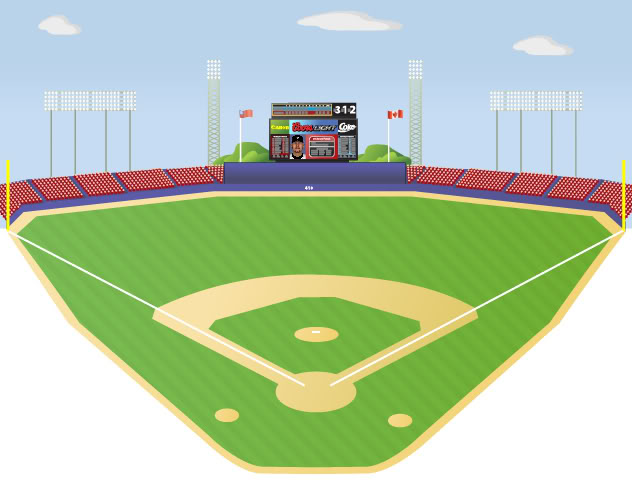 Ballpark clipart - Clipground (632 x 481 Pixel)