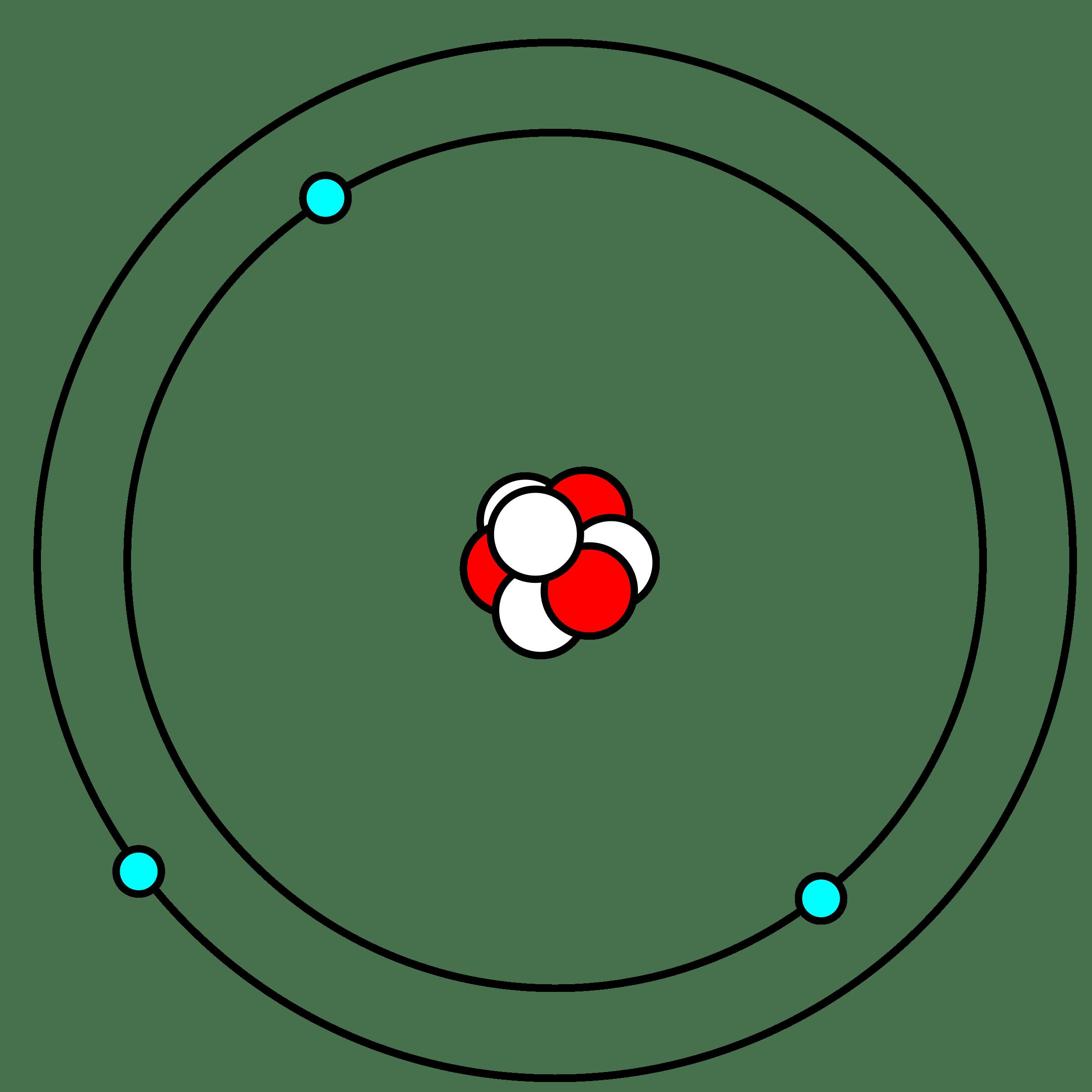 Bohr Clipart