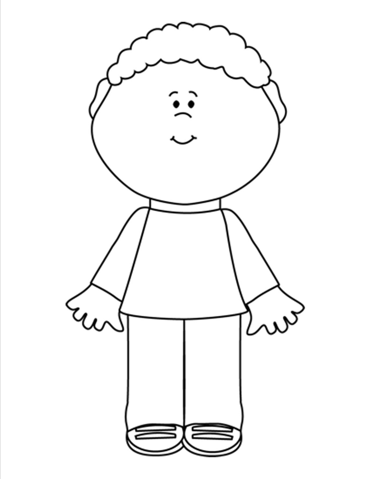 Clipart Of White Boy 20 Free Cliparts