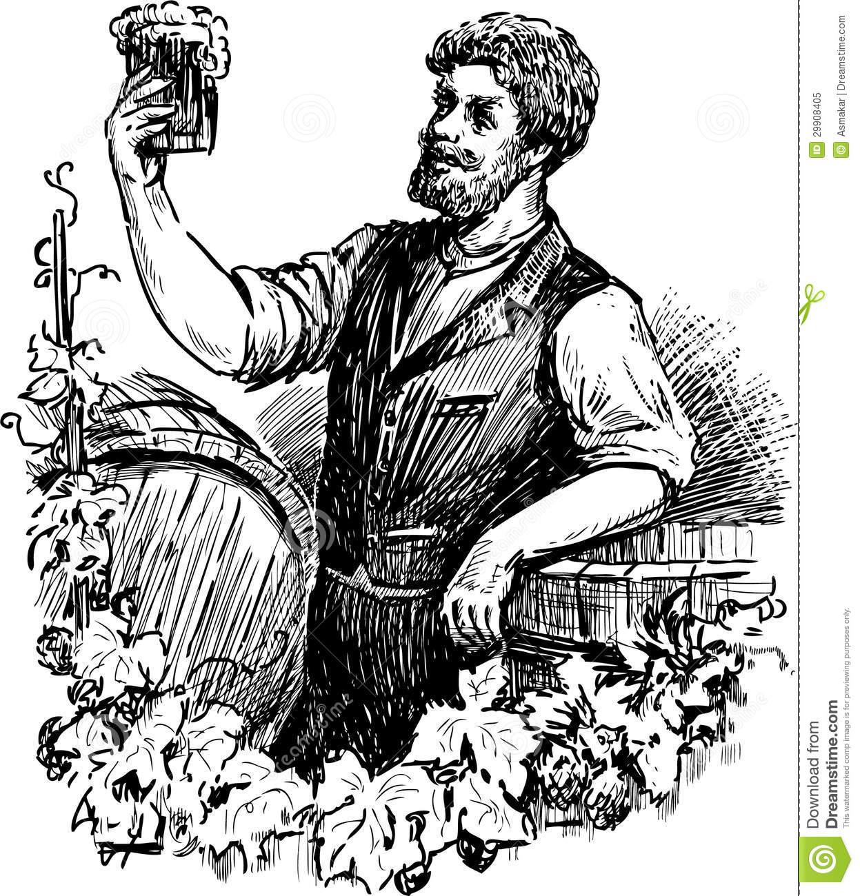 Brewer Clipart