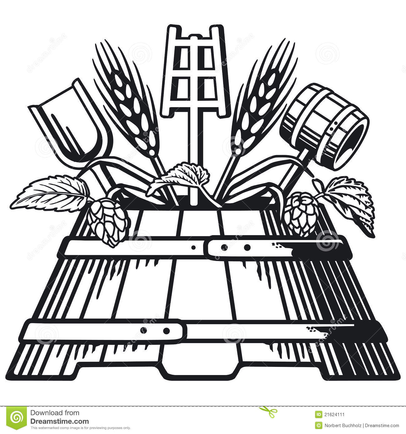 Brewery Clipart