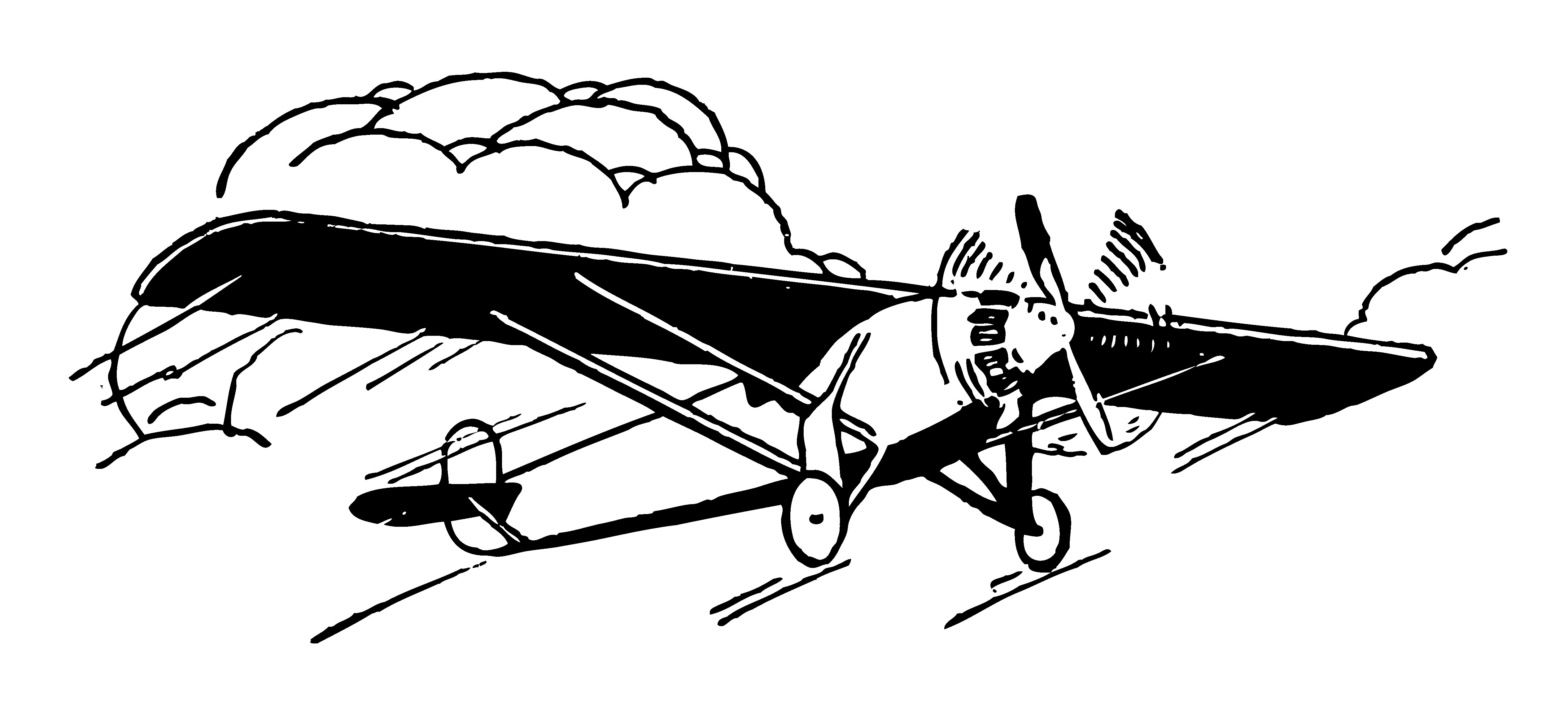 Vintage Airplane Clipart Free 20 Free Cliparts
